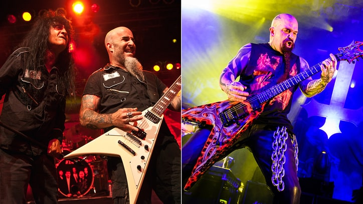 Slayer, Anthrax, Death Angel Unite for Fall Tour
