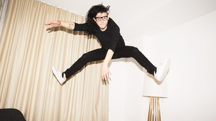 Skrillex Responds to Deadmau5 Criticism, Explains Why He's a Bieber Fan