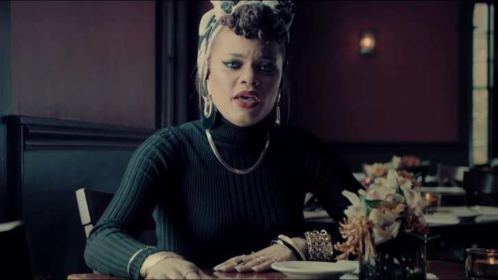 Watch Andra Day's M. Night Shyamalan-Directed Video