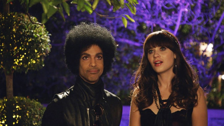 Zooey Deschanel Reveals Prince Nixed Kardashian 'New Girl' Cameo