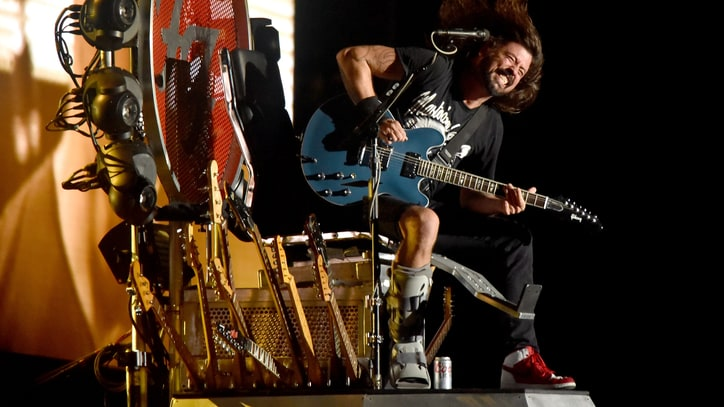 Watch Dave Grohl Recall 'Austin City Limits' Influence in New Doc