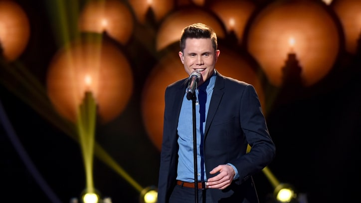 Trent Harmon on NSFW Meaning Behind Keith Urban-Penned 'Falling'