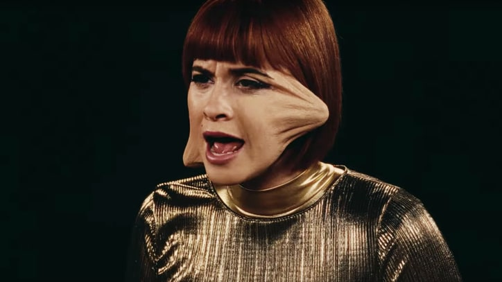 Watch Lucius Shape-Shift in Stop-Motion 'Gone Insane' Video