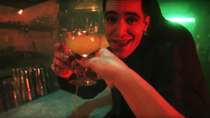 Panic! At the Disco Mix Sci-Fi, Seduction in Wild New Video
