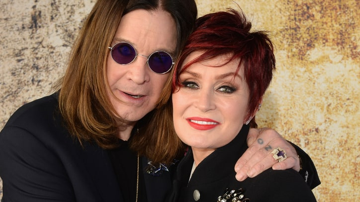 Sharon Osbourne Addresses Split With Ozzy Osbourne