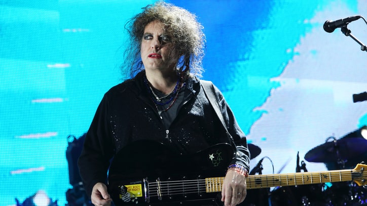 Watch the Cure Debut Two Dynamic New Songs Live