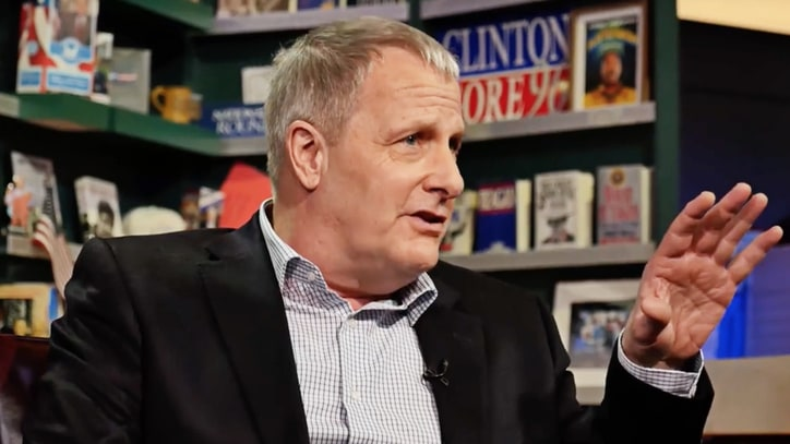 See Jeff Daniels Revive 'Newsroom' Anchor to Talk Trump, Hillary