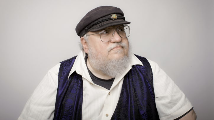 George R.R. Martin Unveils New 'Winds of Winter' Excerpt