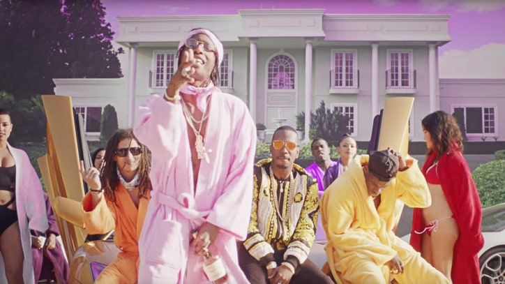Watch A$AP Mob's Trippy 'Yamborghini High' Video