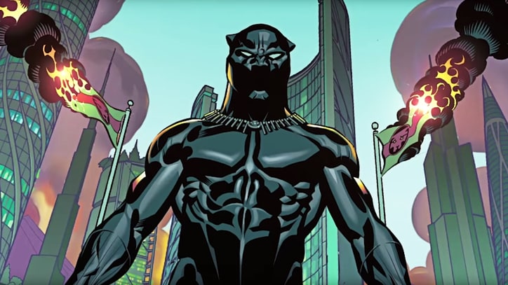 Hear Run the Jewels Soundtrack Trailer for Marvel 'Black Panther' Comic