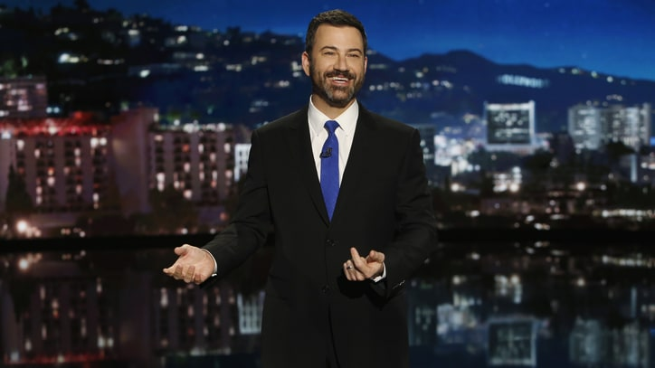 'Kimmel' Imagines Rodman, Busey as Trump's VP on 'Lie Witness News'