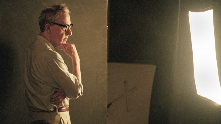 Woody Allen on Son's Brutal Op-Ed: 'I Never Read Anything About Me'