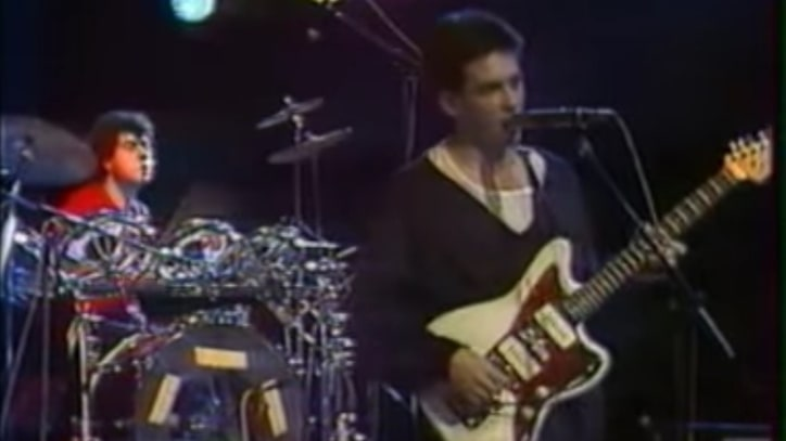 Flashback: The Cure Play Ferocious 'Killing an Arab' in 1979