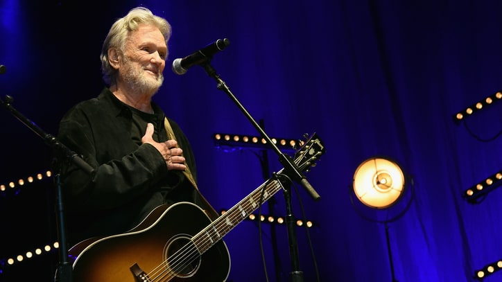 Kris Kristofferson's 80th Birthday Celebrated With 16-Disc Box Set