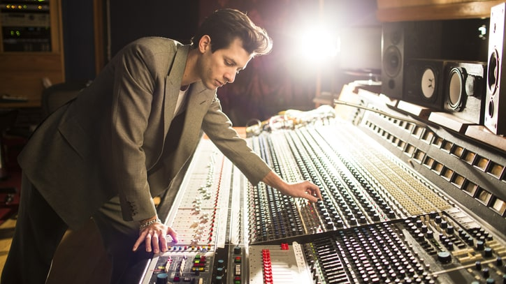 Watch Mark Ronson Tease Lady Gaga's 'Analog' Album
