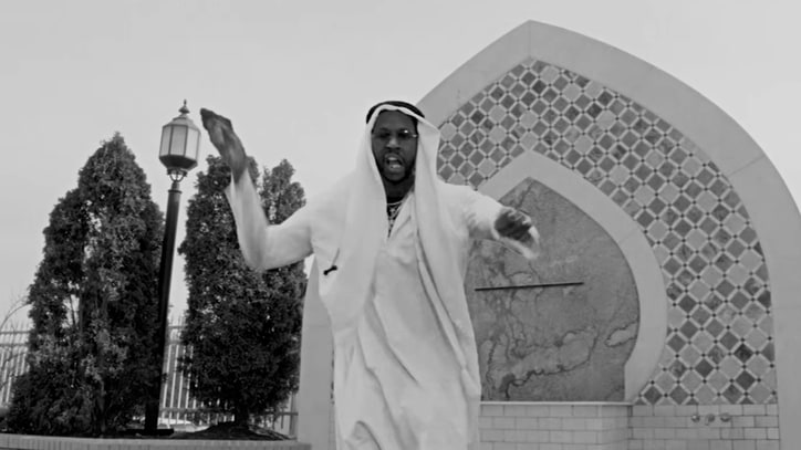 See 2 Chainz Dispel Muslim Stereotypes in '100 Joints' Video