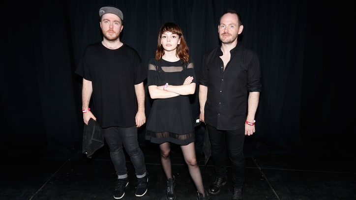 Hear Chvrches' Soaring Song 'Warning Call'