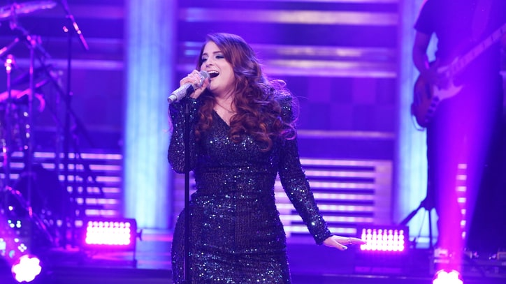 Watch Meghan Trainor Perform Sassy 'Me Too' on 'Fallon'