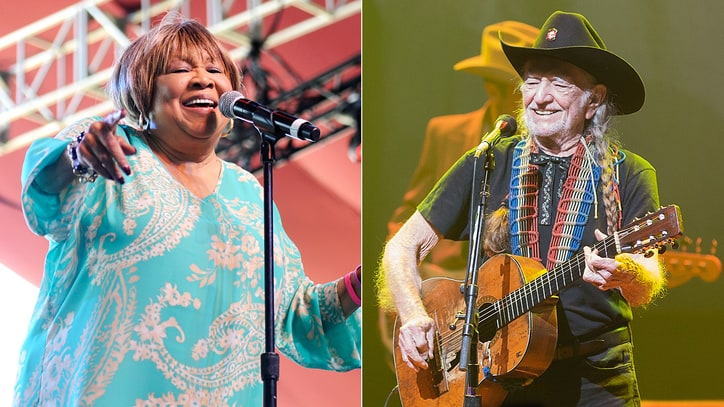Willie Nelson, Mavis Staples to Perform at Austin City Limits Hall of Fame