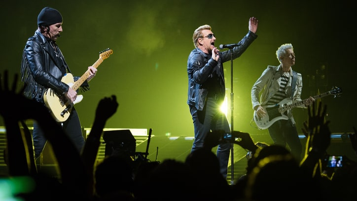 Watch U2 Evoke Resilience After Paris Attacks in Concert Film Trailer