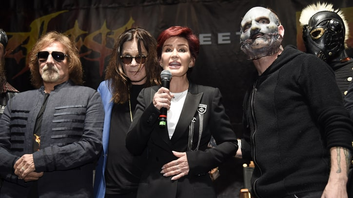 Osbournes Talk Ozzfest Return, Ozzy's Retirement
