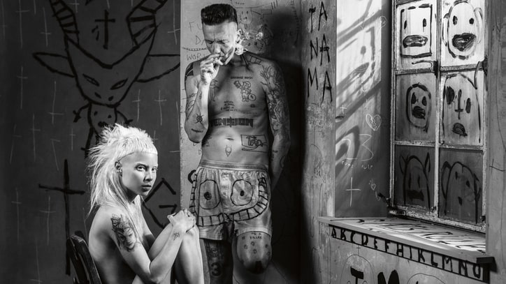 Hear Die Antwoord's Island Vibes on 'Dazed and Confused'