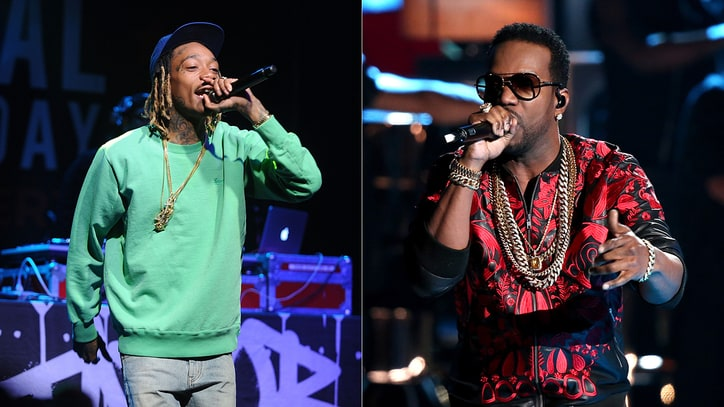 Hear Juicy J, Wiz Khalifa's Party-Ready 'All Night'
