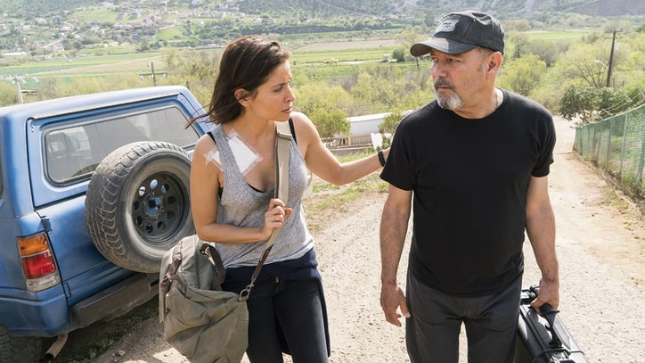 'Fear the Walking Dead' Recap: Here's Blood in Your Eye