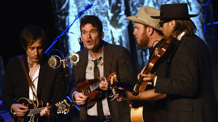 Old Crow Medicine Show Does Dylan at Rousing Nashville Show