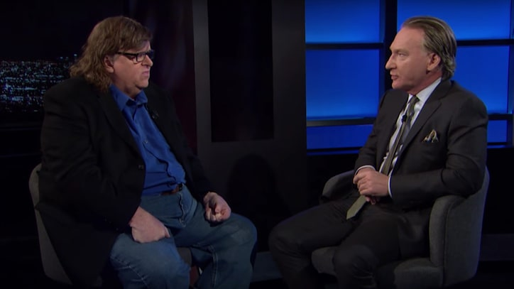 Michael Moore on Flint Water Crisis: 'This Was a Hate Crime'