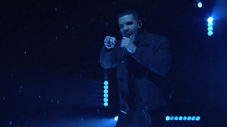 Watch Drake Perform 'Views' Tracks, Beef With 'SNL' Cast