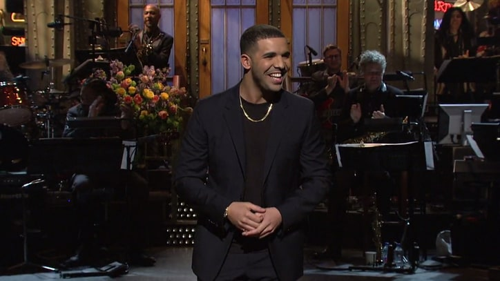 Drake on 'SNL': 3 Sketches You Have to See