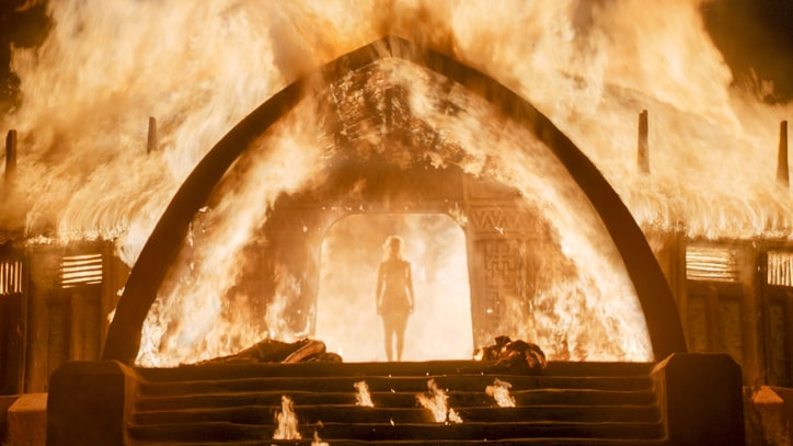 'Game of Thrones' Recap: Feel the Burn