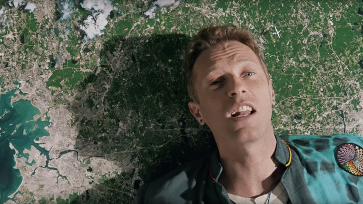 Watch Coldplay Walk Among Clouds in 'Up&Up' Video