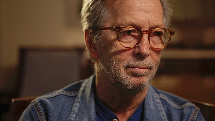 Eric Clapton Talks Making of 'Slowhand,' Spontaneous New LP