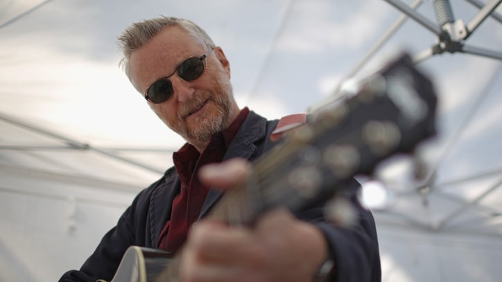 Hear Billy Bragg and Joe Henry's Train Song 'Midnight Special'