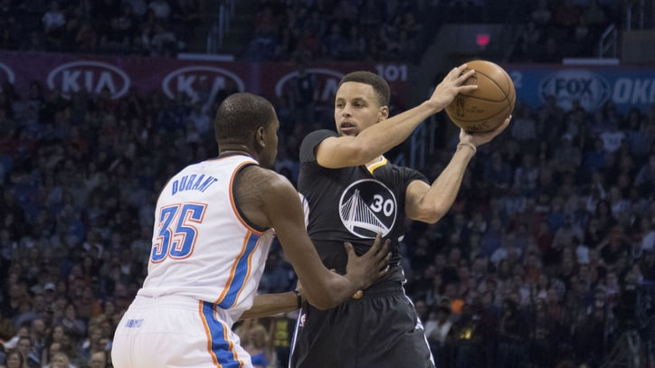 Warriors vs. Thunder: Forget Tomorrow, Who Is the NBA's Team of Today?