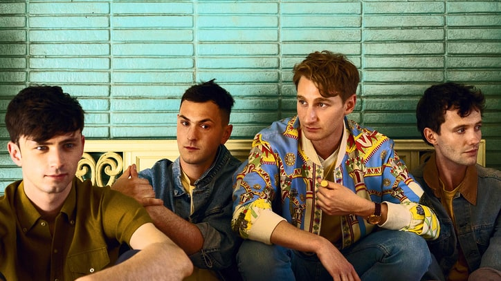 Hear Glass Animals' Propulsive Indie-Pop Track 'Life Itself'