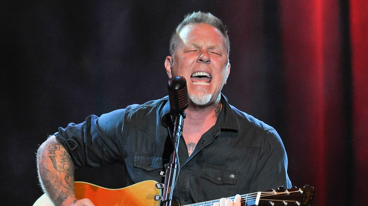 See James Hetfield Turn Metallica Rager Into Country Ballad