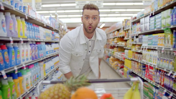 Watch Justin Timberlake's Joyous 'Can't Stop the Feeling' Video