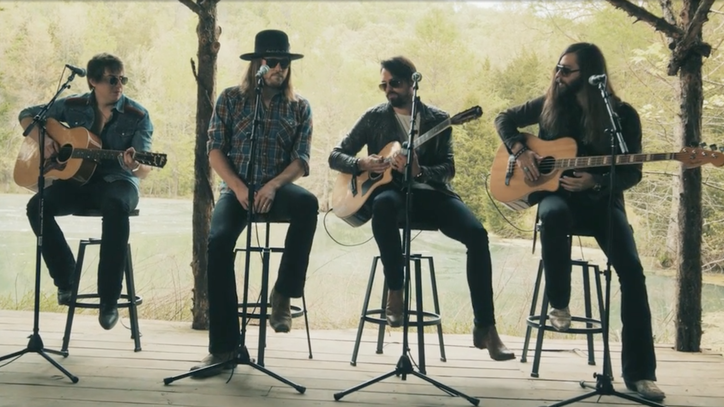 See A Thousand Horses Strip It Down for Three 'Southernality' Songs