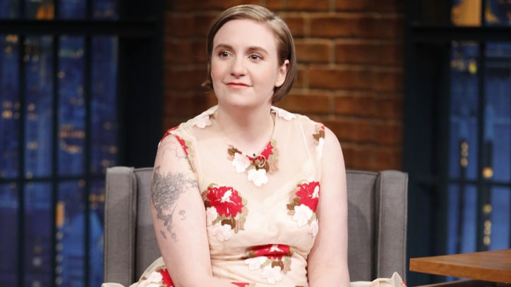 Lena Dunham Publishes Surprise Book of Diary Entries