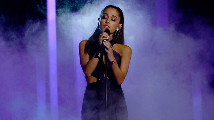 Hear Ariana Grande's Moody Macy Gray Collaboration 'Leave Me Lonely'