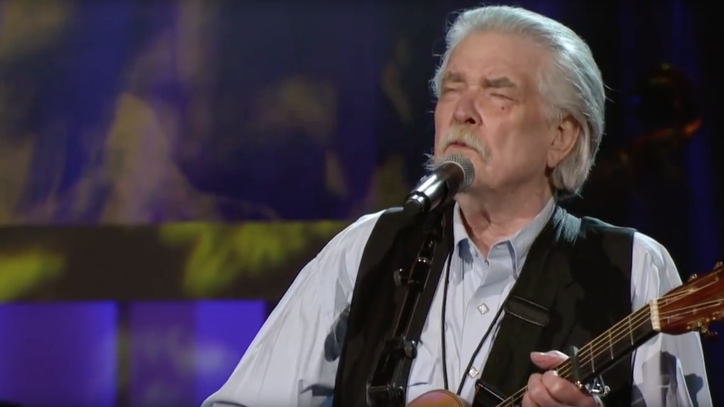 Flashback: See Guy Clark Sing a Moving 'My Favorite Picture of You'