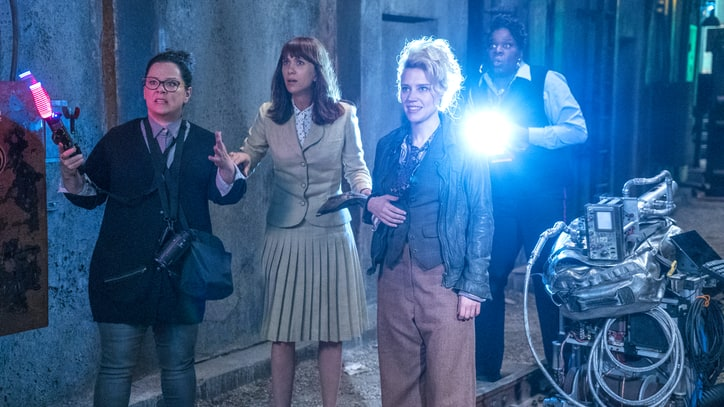 'Ghostbusters' Fend Off Looming 'Apocalypse' in New Trailer