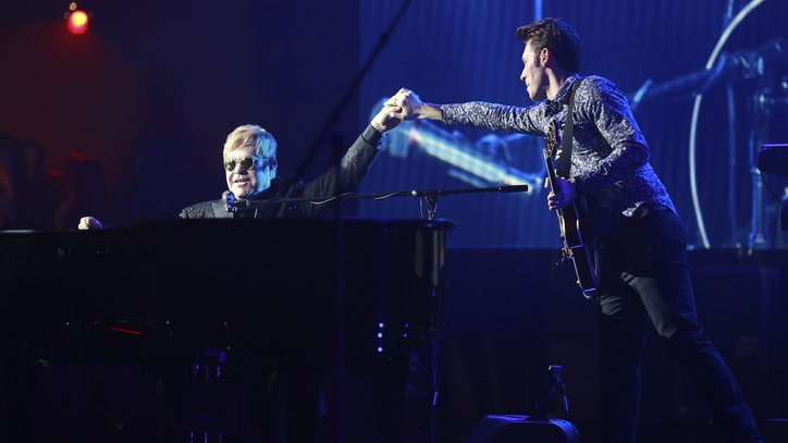 Elton John Plays Impromptu 'Nashville' Concert: The Ram Report
