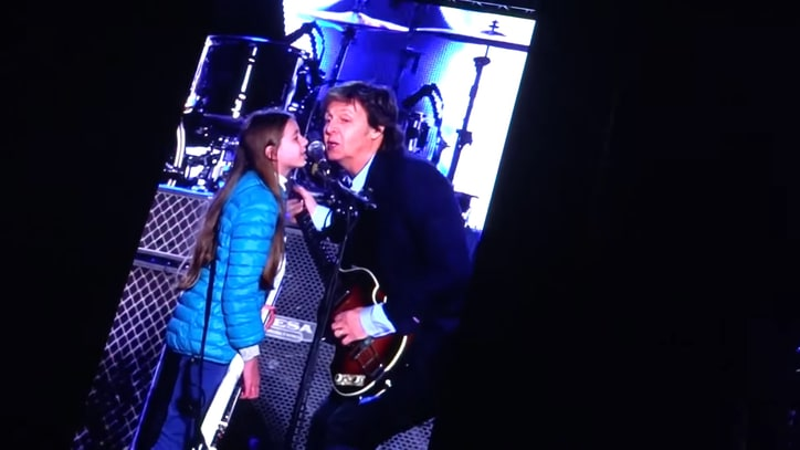 Watch Paul McCartney Jam With Young Fan on 'Get Back'