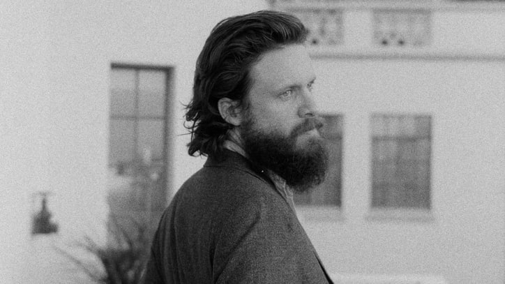 Hear Father John Misty Rock Gently on 'Real Love Baby'