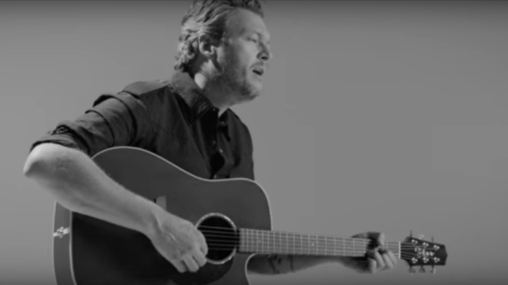Watch Blake Shelton's Stark 'Savior's Shadow' Video