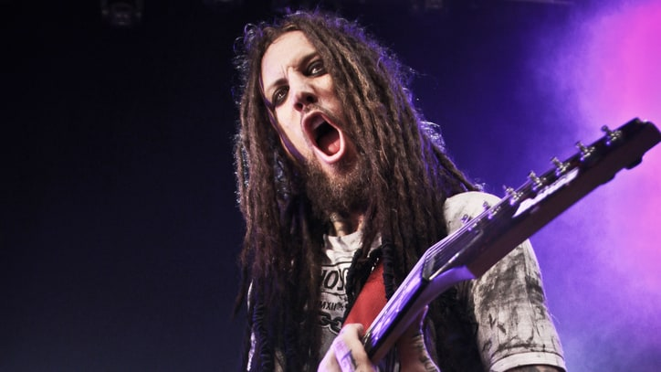 Korn's Brian 'Head' Welch Offers Advice for Parenting Troubled Teens